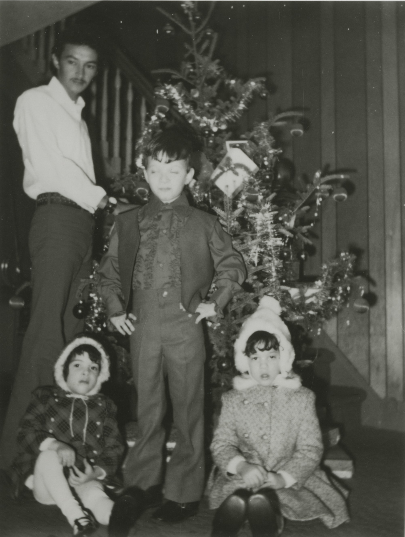 Christmas in Philadelphia, the Negron family