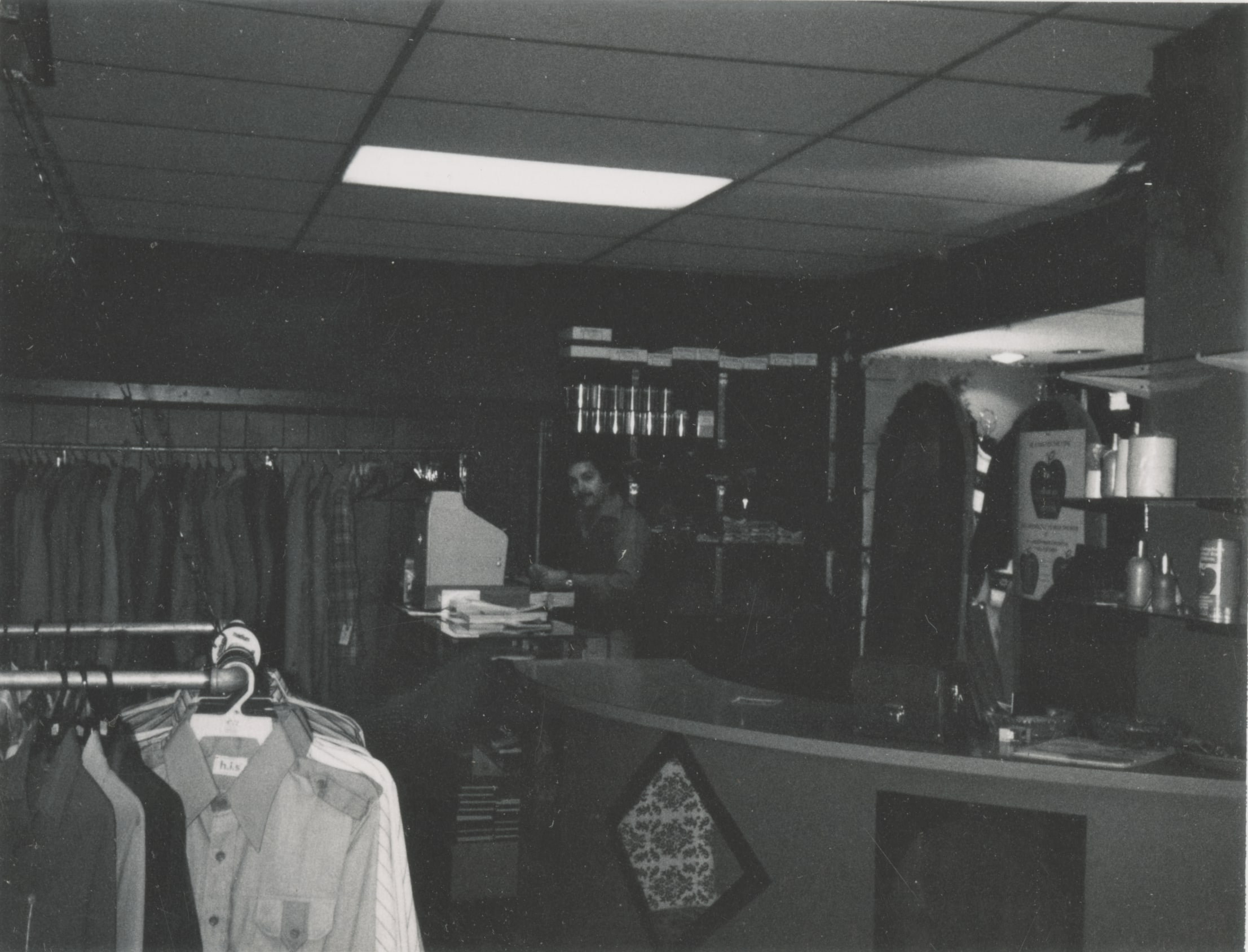 Puerto Rican-owned clothing store
