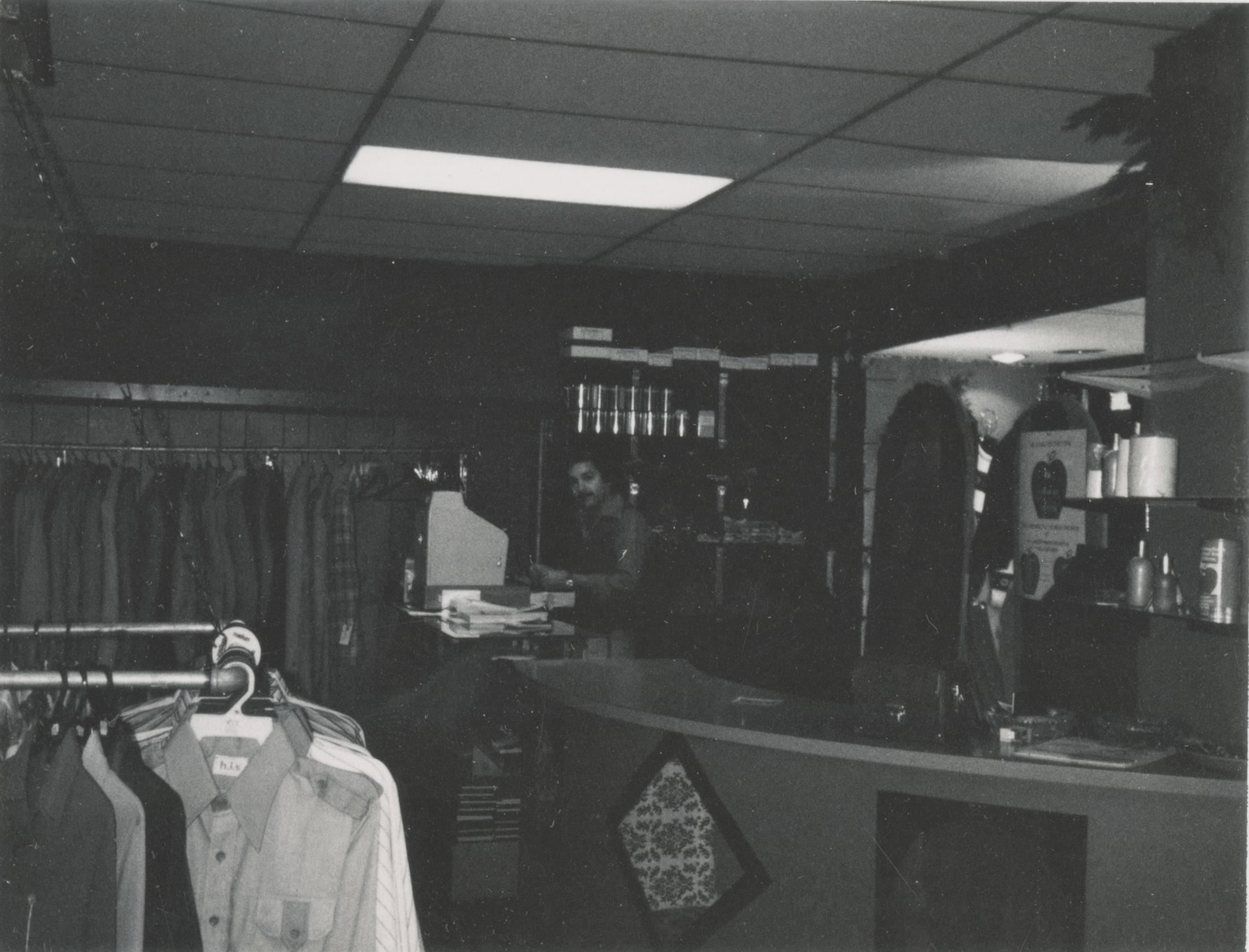 Tienda de ropa propiedad de Puertorican